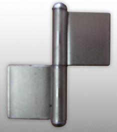 Bisagra ficha hierro soldar - soldar
